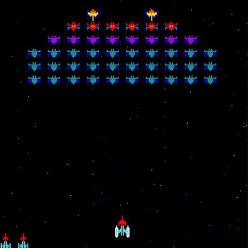 Clon Galaxian