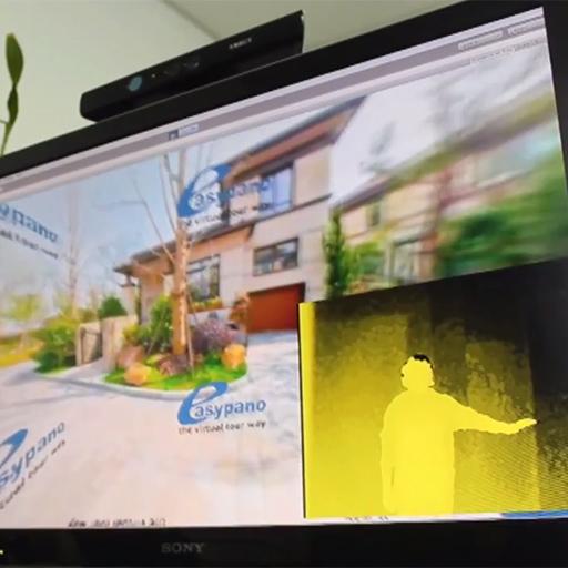Panorama 360 Kinect + Unity
