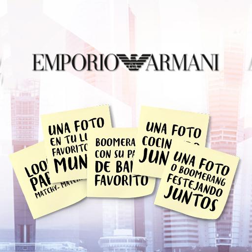 Imagen de Desafío Armani