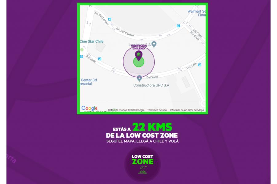 Imagen de Low Cost Zone